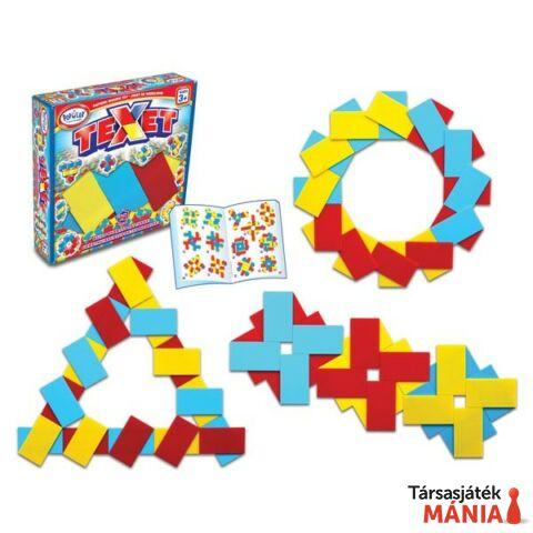 Popular Playthings Texet épít? játék