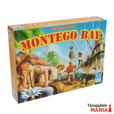 Queen Games Montego Bay