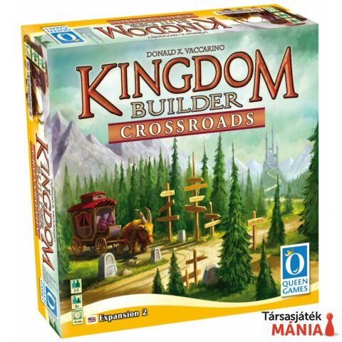 Queen Games Kingdom builder Crossroads 2. angol nyelvű kiegészítő