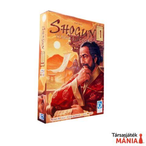 Queen Games Shogun Tennos 1. angol nyelvű kiegészítő
