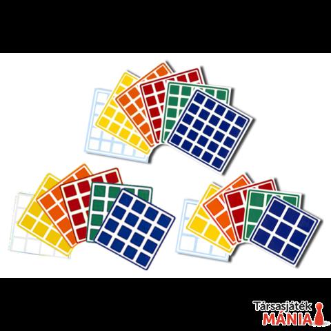Rubik kocka 3x3 matrica szett