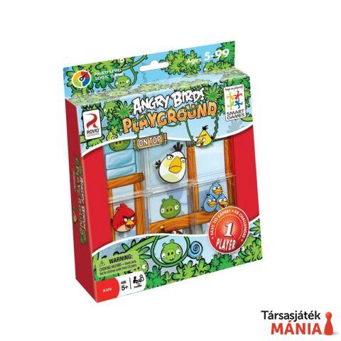 Smart Games Angry Birds On Top logikai játék