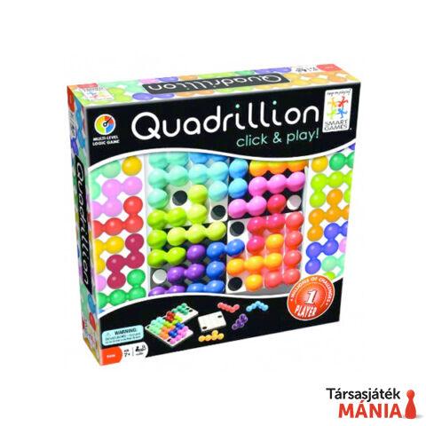 Smart Games Quadrillion logikai játék