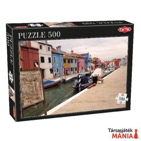 Házak 500 db-os puzzle