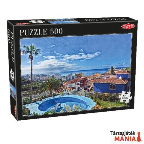 Kék ég 500 db-os puzzle
