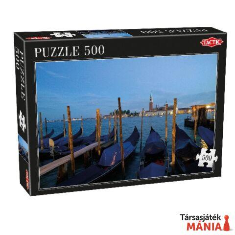 Velence 500 db-os puzzle