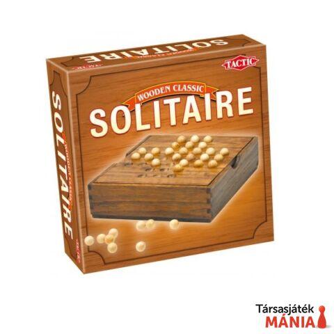 Klasszikus Solitaire fa játék