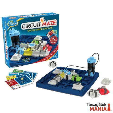 ThinkFun Circuit Maze társasjáték