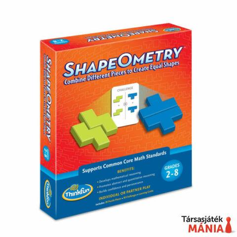 ThinkFun shapeOmetry logikai játék