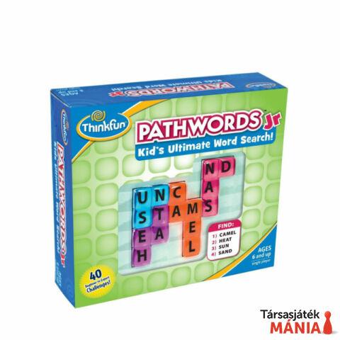ThinkFun Pathwords Junior  társasjáték(angol nyelvű szójáték)