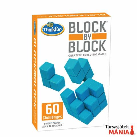 ThinkFun Block by Block logikai játék