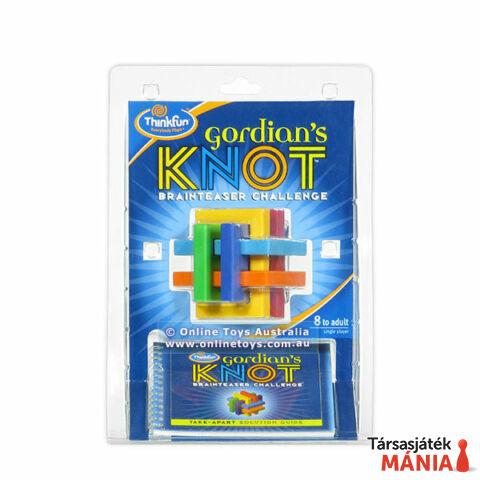 ThinkFun Gordian's Knot logikai játék