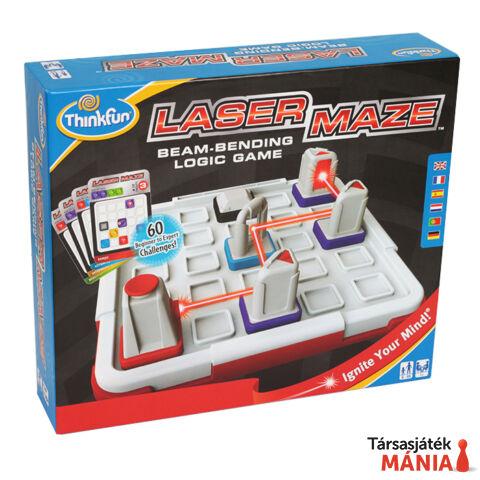 ThinkFun Laser Maze társasjáték