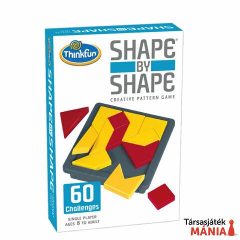 ThinkFun Shape by Shape logikai játék