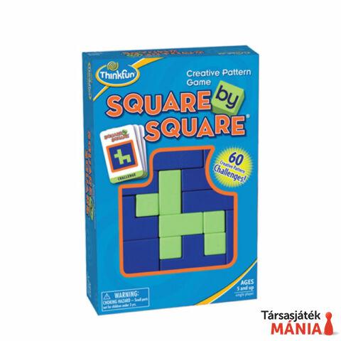 ThinkFun Square by Square logikai játék