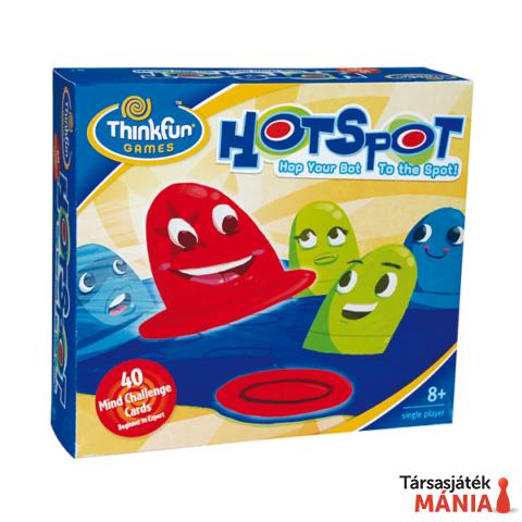 ThinkFun - Hot spot logikai játék