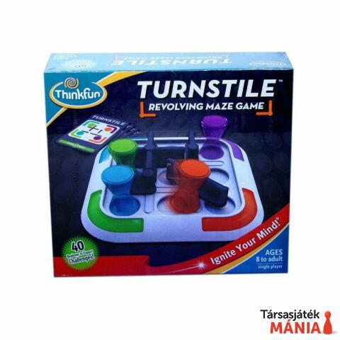 ThinkFun Turnstile Forgóajtók társasjáték
