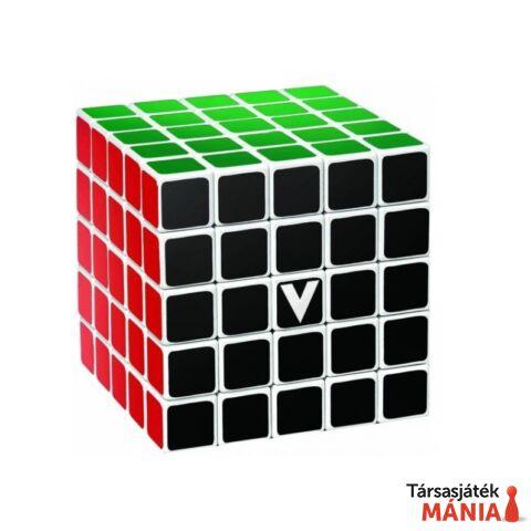 V-CUBE 5x5 versenykocka fehér egyenes