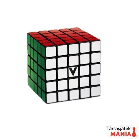 V-CUBE 5x5 versenykocka fekete egyenes
