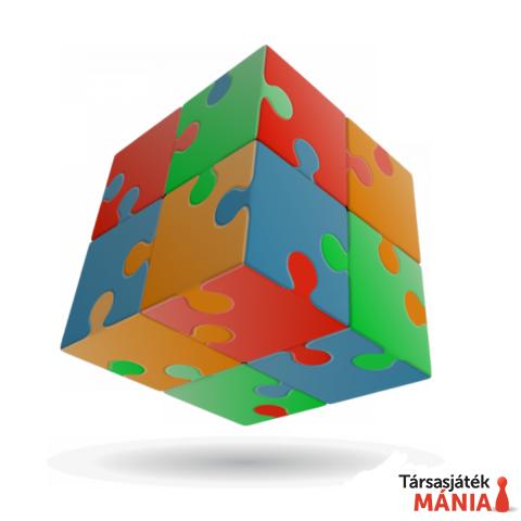 V-Cube 2x2 versenykocka egyenes Puzzle