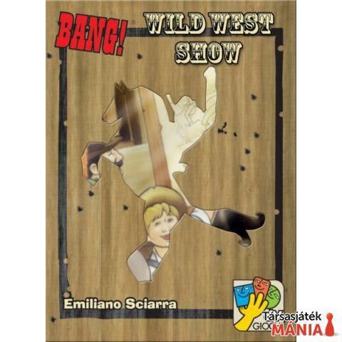 Bang! Wild West Show kiegészít?