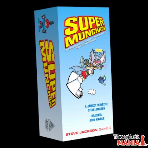 Super Munckin társasjáték