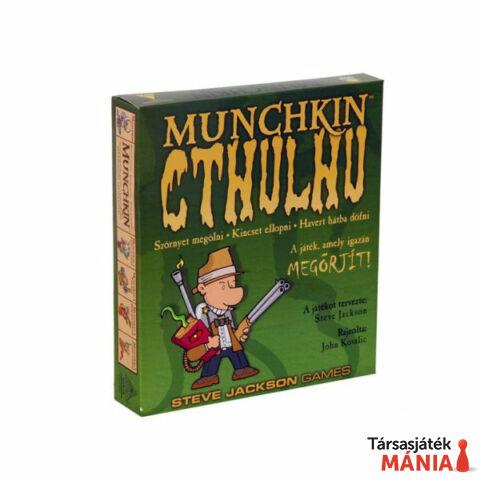 Delta Vision Munchkin Cthulhu társasjáték