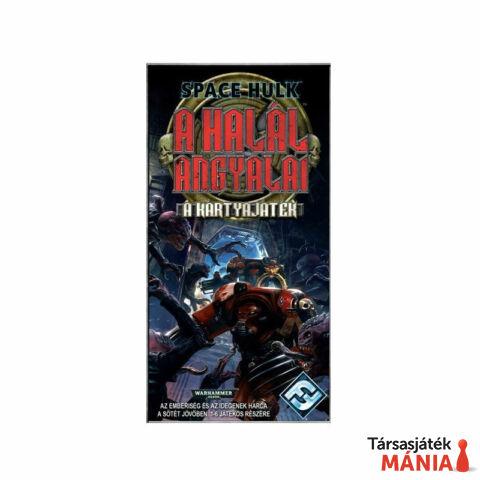 Delta Vision Space Hulk társasjáték: A halál angyalai