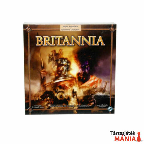 Delta Vision Britannia társasjáték