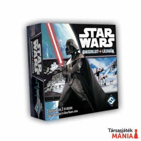 Delta Vision Star Wars társasjáték: Birodalom VS lázadók