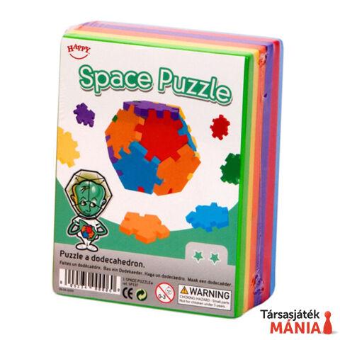 Happy Space Puzzle logikai játék