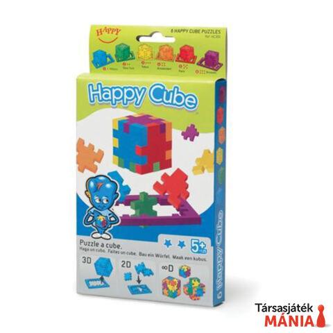 Happy Cube 6db-os logikai játék