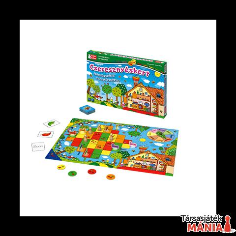 Keller & Mayer Kippkopp és Tipptopp Puzzle (64 darabos) társasjáték