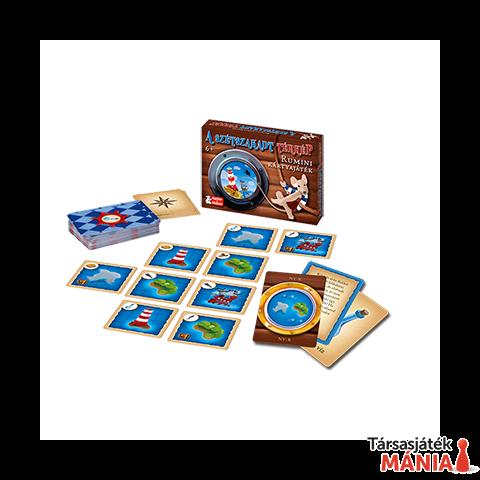 Keller & Mayer Boribon és a 7 lufi Puzzle (3 puzzle 2/4/6 elemes) társasjáték