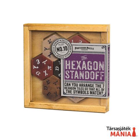 PP Hexagon Standoff logikai játék