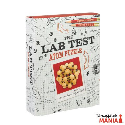 Labtest Atom Puzzle Professor Puzzle