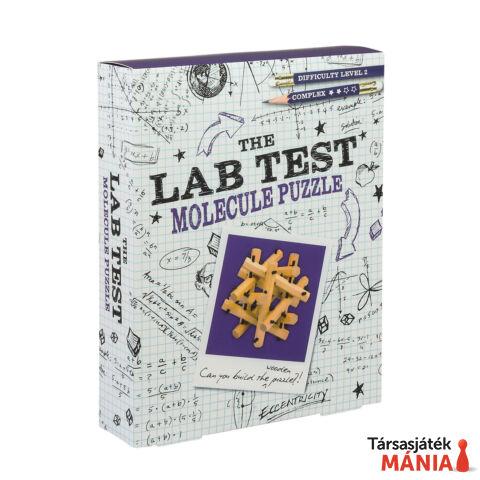 Labtest The Molecule Professor Puzzle logikai játék