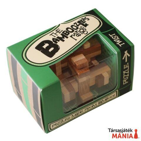 Twist mini Professor Puzzle bambusz ördöglakat