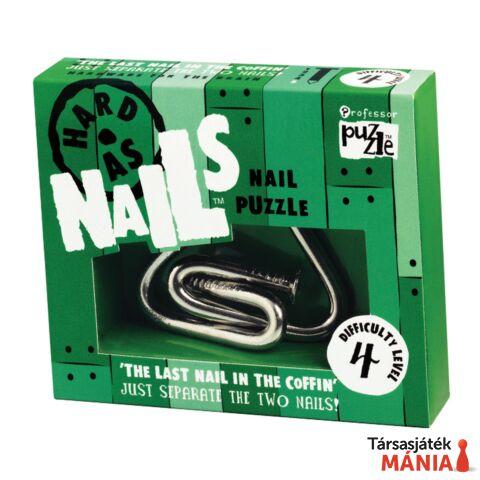 The Last Nail In The Coffin Professor Puzzle ördöglakat