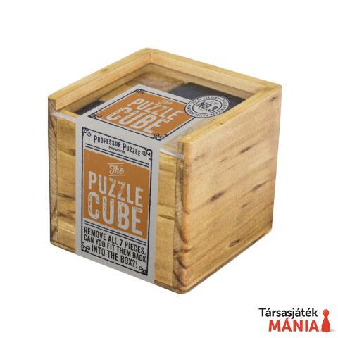 Professor Puzzle The Puzzle Cube logikai játék
