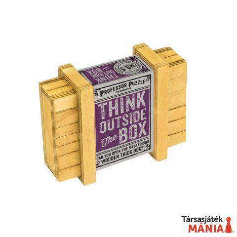 PP Think Outside the Box logikai játék