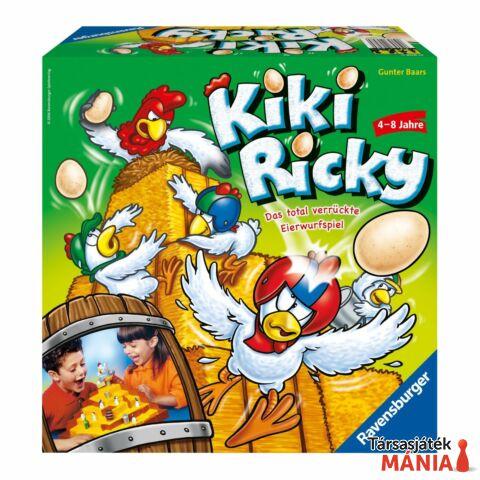Ravensburger Kiki Ricky társasjáték