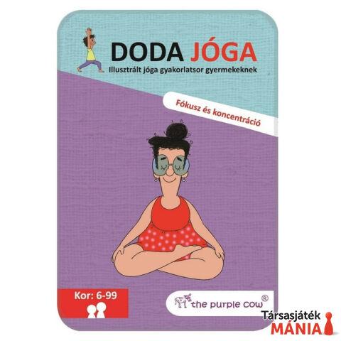 Doda jóga - Fókusz és koncentráció