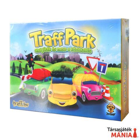 Traff Park társasjáték